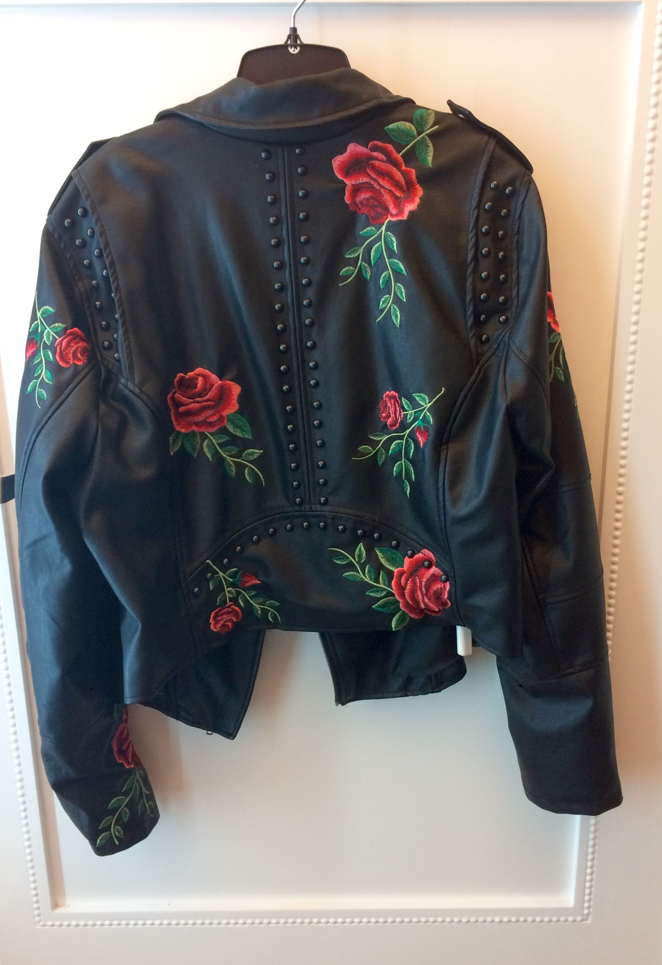 2d0ea3229b536 This next jacket was in the clearance section when I last went. I d seen if  before and even tried it on a few months back but something about it just  didn t ...