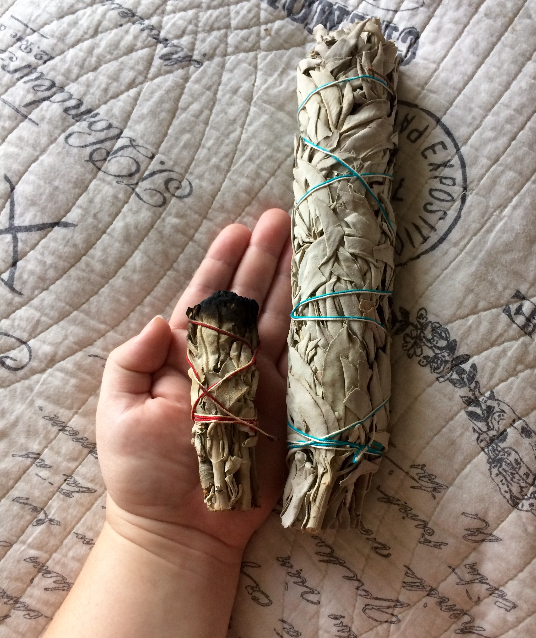 Sage Advice: Benefits of Smudging | Miles To Go